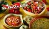 $6 for Mexican Fare at La Fiesta Café