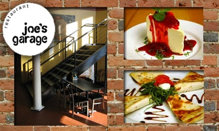 Joe's Garage - Minneapolis / St Paul: $40 Worth of Grub and Guzzle at Joe's Garage