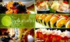 Rakki Kyu Sushi - Goose Island: $25 for $50 Worth of Creative Sushi and More at Kyu Sushi