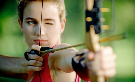 90-Minute Archery Lesson for Two with Equipment Rental, Snacks, and Drinks - Britton's Archery Supplies & Range in Tarpon Springs