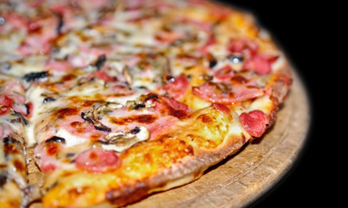 Tata's House Of Pizza & Pasta - Multiple Locations: $10 for $20 Worth of Italian Fare at Tata's House of Pizza & Pasta