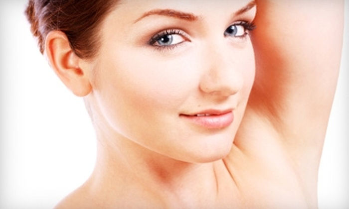 Sedona Skin Spa - Edina: Three Laser Hair-Removal Treatments at Sedona Skin Spa in Edina. Two Options Available.