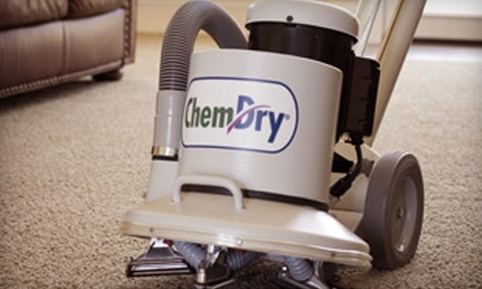 Steven's Chem-Dry - Downtown - Penn Quarter - Chinatown: $69.95 for a Three-Room Carpet Cleaning from Steven's Chem-Dry (Up to $140 Value)