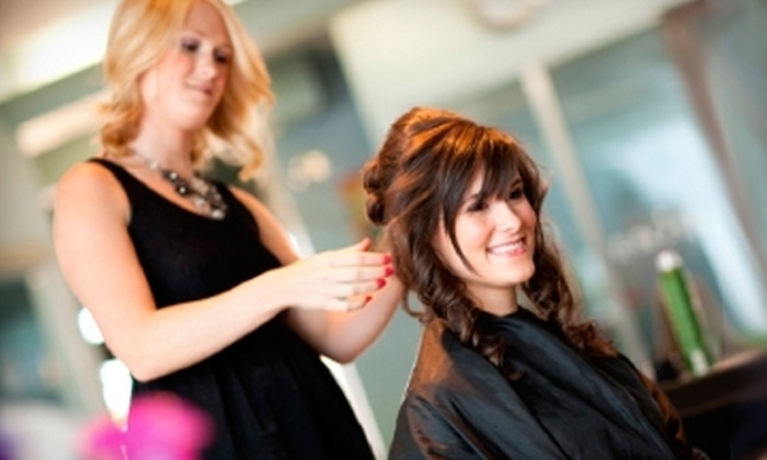 The Trade Foundation's Haircut-for-a-Cause Event on July 17 - Multiple Locations: $35 for Styled Haircut at the Haircut-for-a-Cause Event on July 17 ($75 Average Value) or $35 Donation to The Trade Foundation