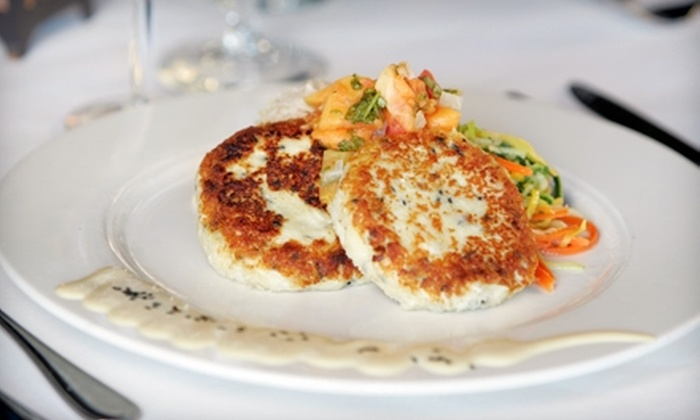 717 South - Tampa: $20 for $40 Worth of Upscale Pacific Rim Dinner at 717 South (or $10 for $20 Worth of Lunch)