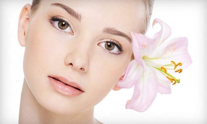 Cutting Crew - Wasilla: Microdermabrasion Facial or Lash Extensions at Cutting Crew in Wasilla