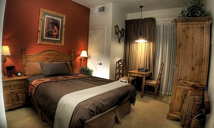 The Lodge at Stillwater - Heber: $64 for a One-Night Stay for Two at The Lodge at Stillwater in Heber City (Up to $128 Value)