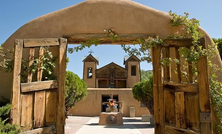 2-Night Taste of Santa Fe Culinary Escape Package for One - Epitourean in