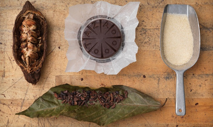 Taza Chocolate - Ward Two: $5 for Two Tickets to a Factory Tour at Taza Chocolate in Somerville ($10 Value)