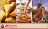 Silk Authentic Indian Cuisine and American Bistro - Multiple Locations: $15 for $30 Worth of Flavorful Fare at Angeethi Authentic Indian Cuisine. Choose Between Two Locations