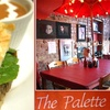 67% Off at The Palette Bistro