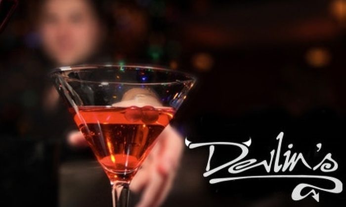 Devlin's Cocktail Lounge - Strathcona: $20 for $40 Worth of Tapas, Drinks, and More at Devlin's Cocktail Lounge
