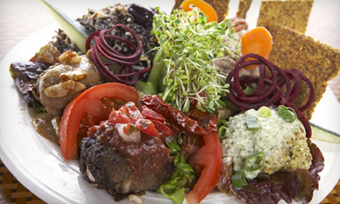 Organic Garden Cafe - Beverly: $15 for $30 Worth of Certified Organic Fare at Organic Garden Cafe in Beverly