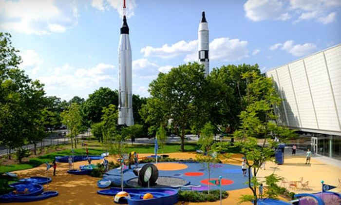 New York Hall of Science - Flushing Meadows Corona Park: $19 for a Museum Visit Including Playground Access and Mini Golf for Two at the New York Hall of Science (Up to $38 Value)