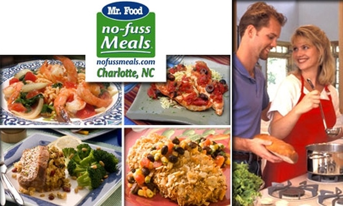 No-Fuss Meals - Cotswold: $10 for $25 Worth of Ready-to-Cook Meals by no-fuss Meals