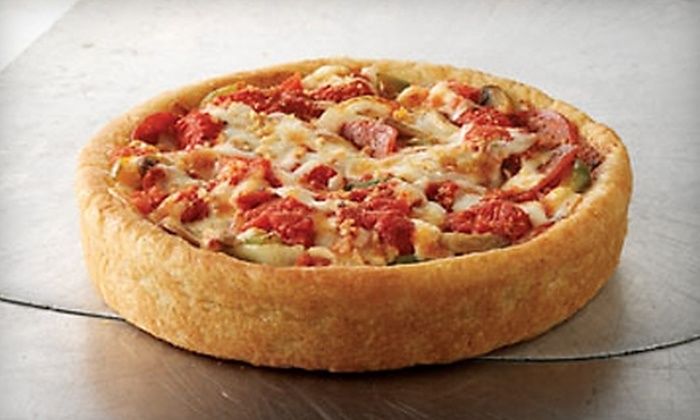 Uno Chicago Grill - Antioch: $15 for $30 Worth of Chicago-Style Pizza and Drinks at Uno Chicago Grill in Antioch