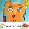 53% Off Classes at Time For Art Kids