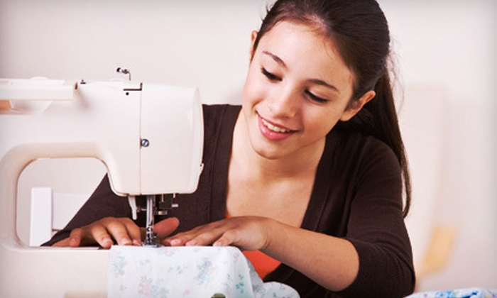 Sew Inspired - Encinitas: Introduction-to-Sewing or Three-Week Class at Sew Inspired in Encinitas (Up to 52% Off)