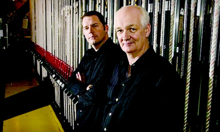 An Evening With Colin Mochrie & Brad Sherwood - Elgin: One Ticket to See Colin Mochrie and Brad Sherwood at The Hemmens Cultural Center in Elgin on October 14 (Up to $40.50 Value)