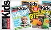"""<i>Time Out New York Kids</i>: $10 for a Two-Year Subscription to """"Time Out New York Kids"""" ($20 Value)"""