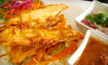 $20 Groupon Towards Dinner to Thai Dish - Thai Dish in Portland