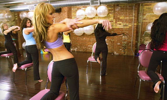 Flirty Girl Fitness  - Downtown Toronto: One, Two, or Three Two-Hour Sexy Fitness Workshops at Flirty Girl Fitness (Up to 59% Off)