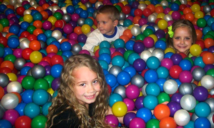 The Sports Zone - Southampton: $10 for a Children's Play Package at The Sports Zone in Southampton (Up to $20 Value)