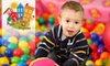 $7 for Passes to Peek-A-Boo Playtown