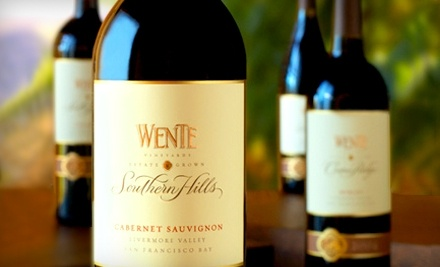 Wente Vineyards - Wente Vineyards in Livermore