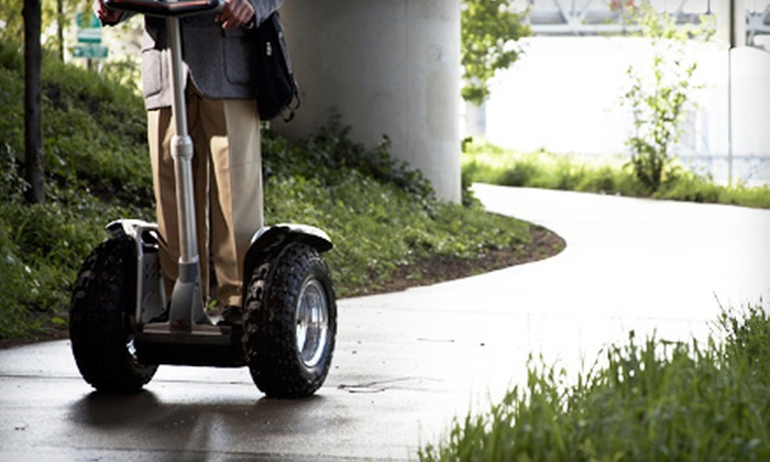 Boston Gliders - North End: $30 for a One-Hour Segway Tour from Boston Gliders ($60 Value)