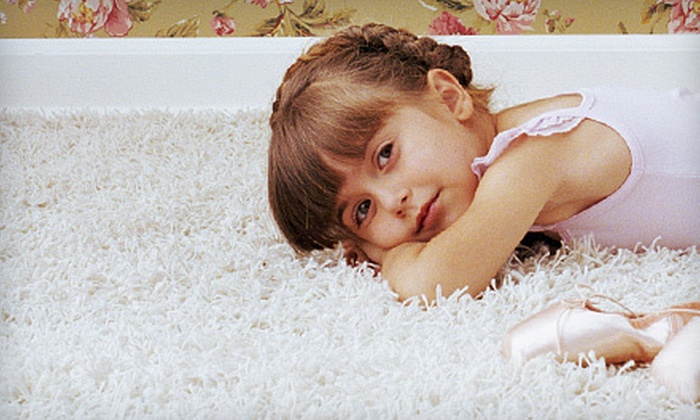 Steemer Express - Riverside: $59 for Carpet Cleaning and Sanitizing for Two Rooms from Steemer Express ($124 Value)