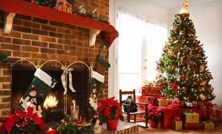 Christmas Tree Village - Christmas Tree Village in La Palma