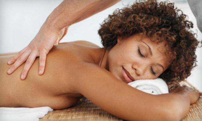 PHD Salon & Spa - West Allis: $32 for a 60-Minute Back Massage at PHD Salon & Spa in West Allis ($65 Value)