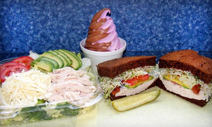 Vista's Icebox Deli - Vista: $9 for a Deli Lunch for Two at Vista's Ice Box Deli (Up to $18.88 Value)