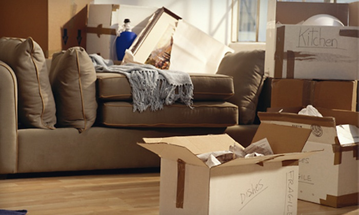 Keep Moving - Willow Run: $99 for Two Hours of Local Moving Services from Keep Moving ($198 Value)