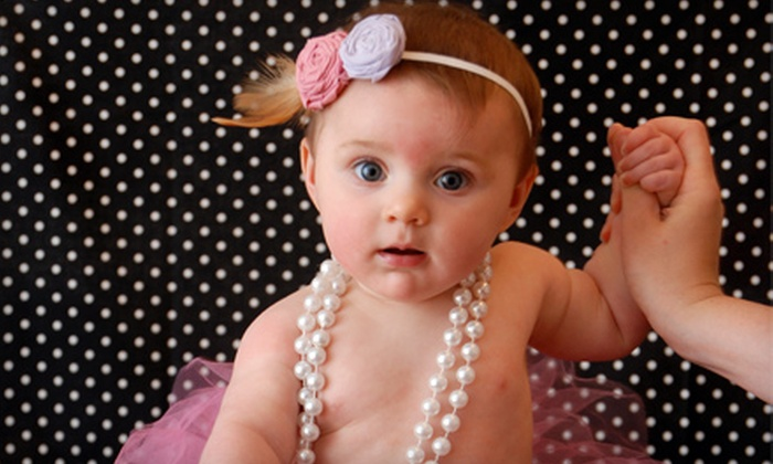 Joyce Bracey Photography - City Park: $59 for a Photo-Session Package from Joyce Bracey Photography ($225 Value)