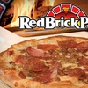 $10 for Gourmet Pizza at RedBrick Pizza