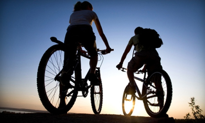 Adventure Out - Eastside: Mountain-Biking Class with or Without Bike and Helmet Rental in the Santa Cruz Mountains from Adventure Out