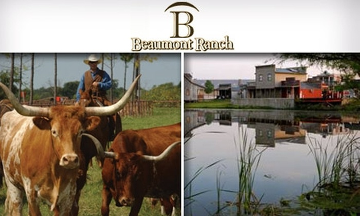 Beaumont Ranch - Grandview: $45 for a Complete Cowboy Experience at Beaumont Ranch