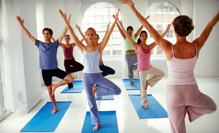 5 Classes (a $75 value) - Yoga Harmony in Nashville