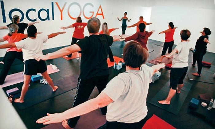 local Yoga - Murray: 5 or 10 Yoga Classes at local Yoga in Murray