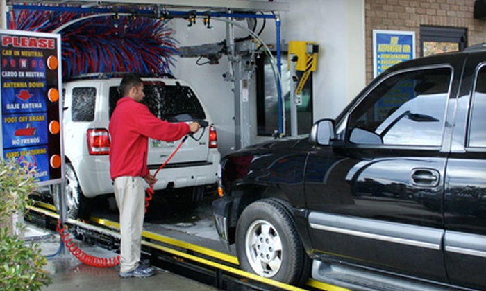 Car Wash USA Express - Multiple Locations: $12 for Two Ultimate Car Washes at Car Wash USA Express ($24 Value)