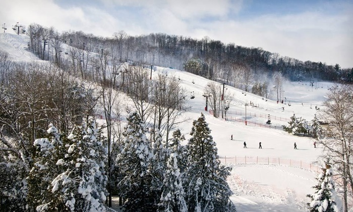 Horseshoe Resort - Barrie: One-Night Stay for Two with Unlimited Lift Tickets at Horseshoe Resort in Ontario