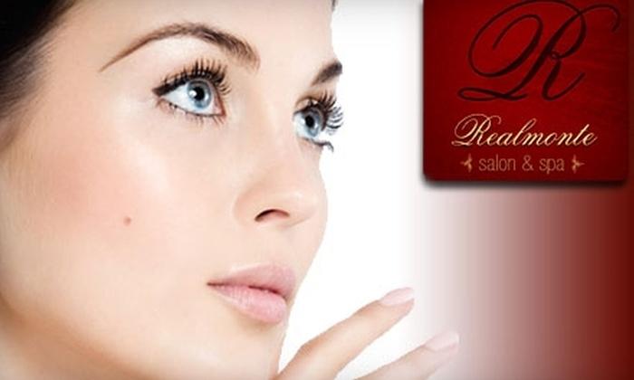 Realmonte Salon & Spa - Gates: $35 for 90-Minute Signature Facial at Realmonte Salon & Spa ($75 Value)