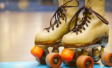 $10 Groupon to Skyborn Skateland - Skyborn Skateland in Fairborn
