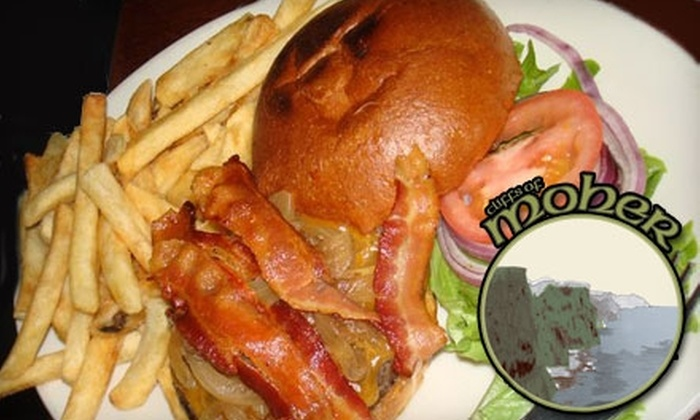 Moher Public House - Forest Glen: $10 for $25 Worth of Irish Fare and Drinks at Moher Public House
