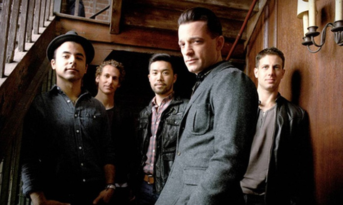O.A.R. - XFINITY Theatre: One Ticket to See O.A.R. at Comcast Theatre on August 12 at 8 p.m. (Up to $45.50 Value)