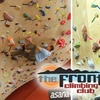 74% Off at The Front Climbing Club