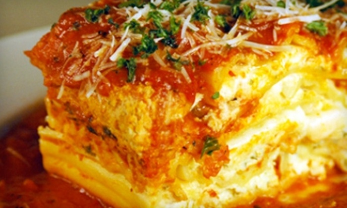 Leona's Restaurant - Multiple Locations: $10 for $20 Worth of Italian and American Cuisine at Leona's Restaurant