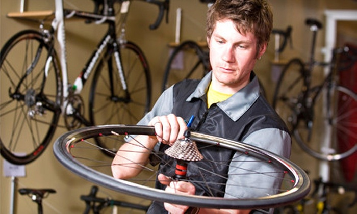 San Diego Bike Shop - Downtown: $22 for a Bike Tune-Up at San Diego Bike Shop ($44 Value)